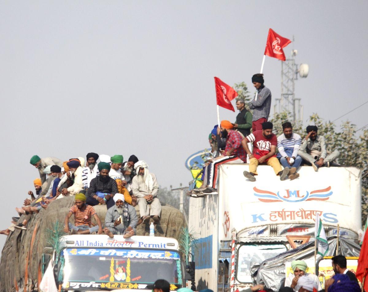 130 khap panchayats of Haryana to join stir from Tuesday