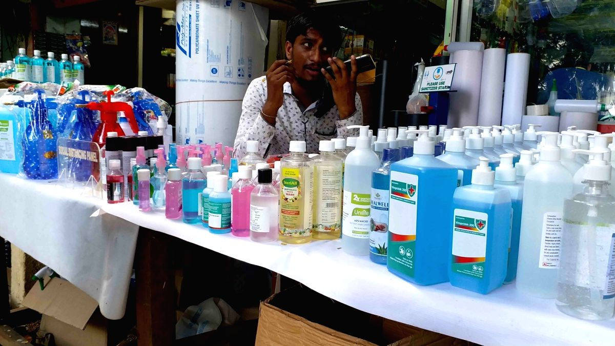 18% GST applicable for alcohol based hand sanitisers: AAR