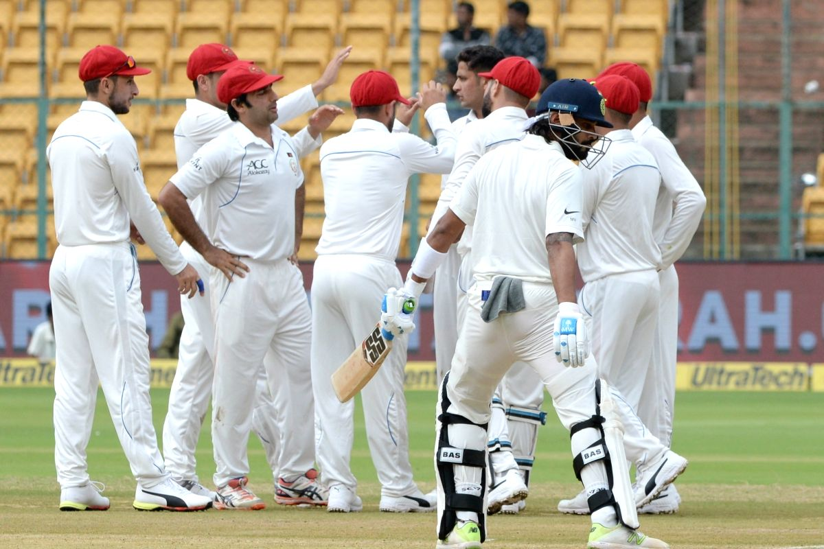 1st Test: Afghanistan reduced to 49/6 at tea
