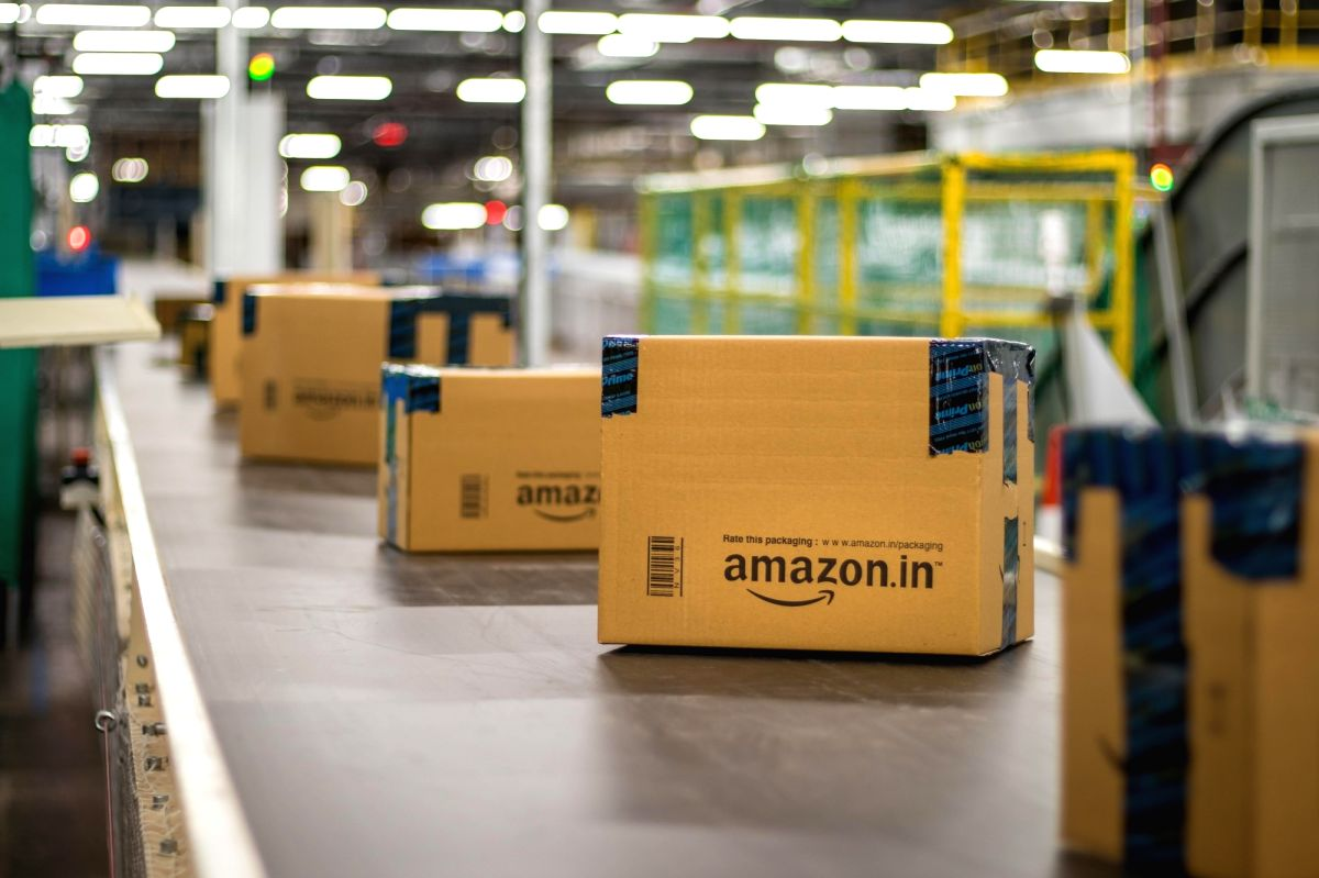 Amazon's 'I Have Space' aids local stores expand business amid pandemic