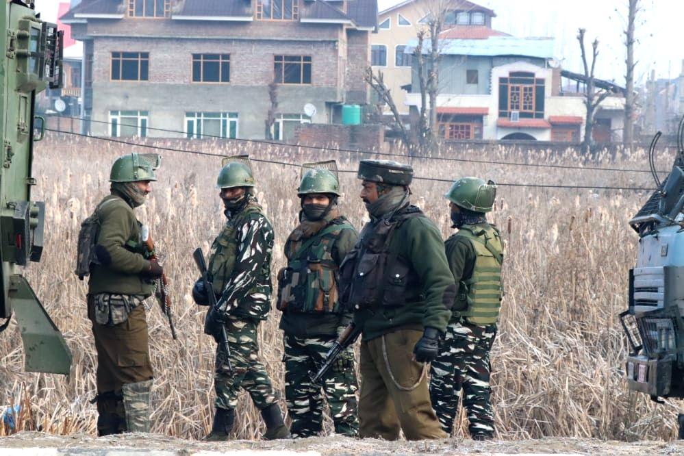 2 terror modules busted in J&K, IED blasts averted