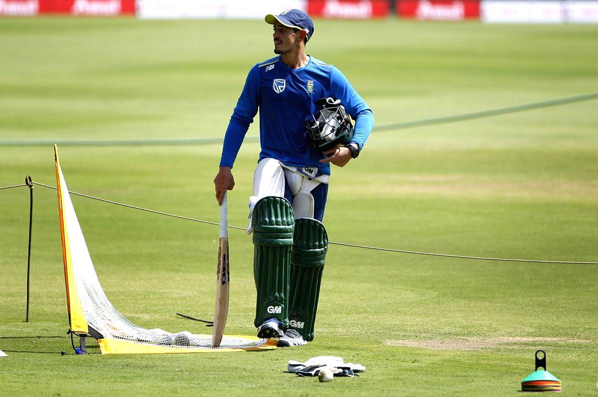 3-0 win over Australia a highlight: SA captain de Kock