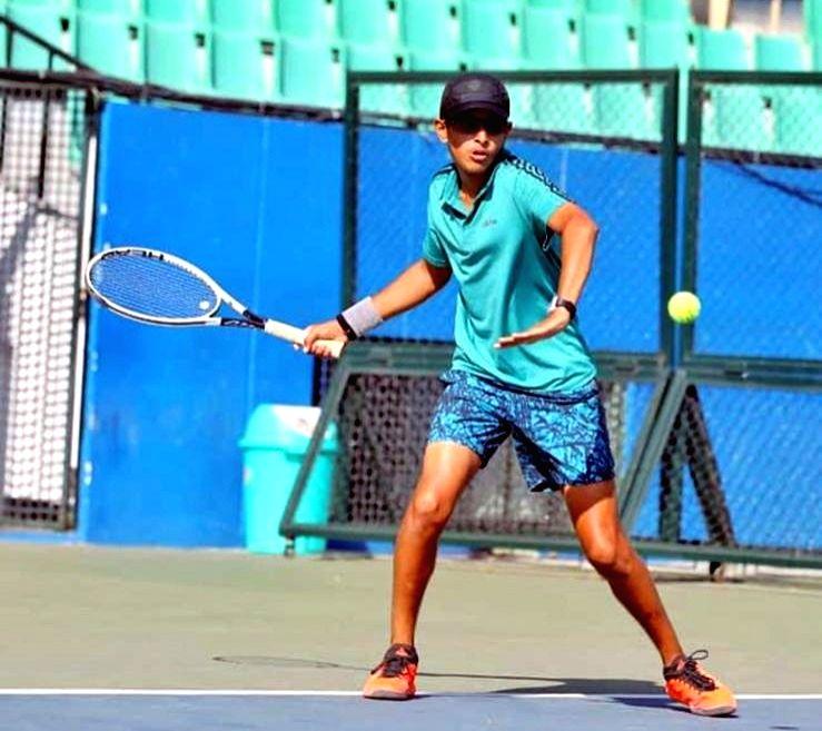 3-member Indian tennis team for world jr qualifying round