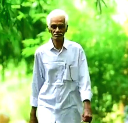45-year-long wait for this Kerala mom finally ends (photo:Twitter)