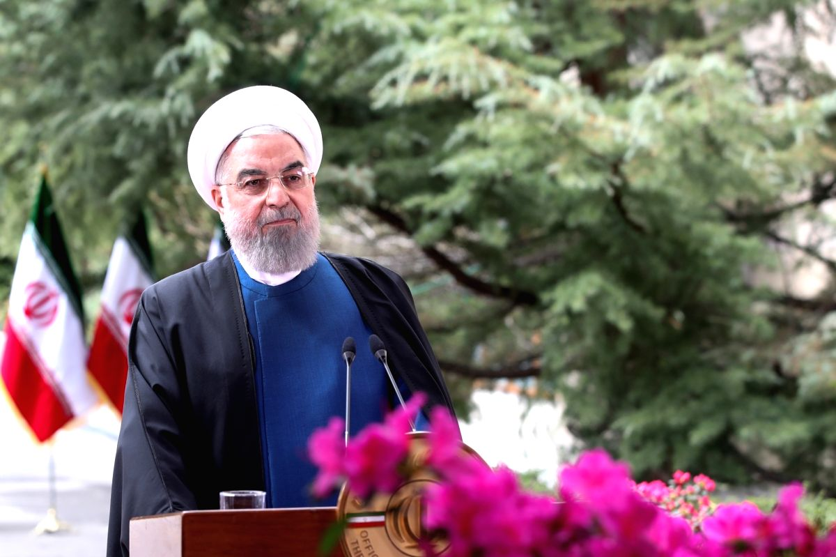 4th Covid wave underway in Iran: Rouhani