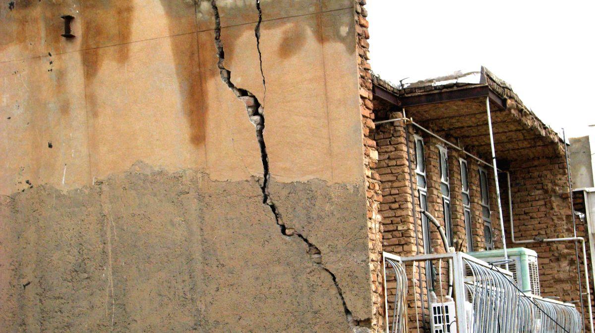 5.1-magnitude earthquake hits Iran, no casualties