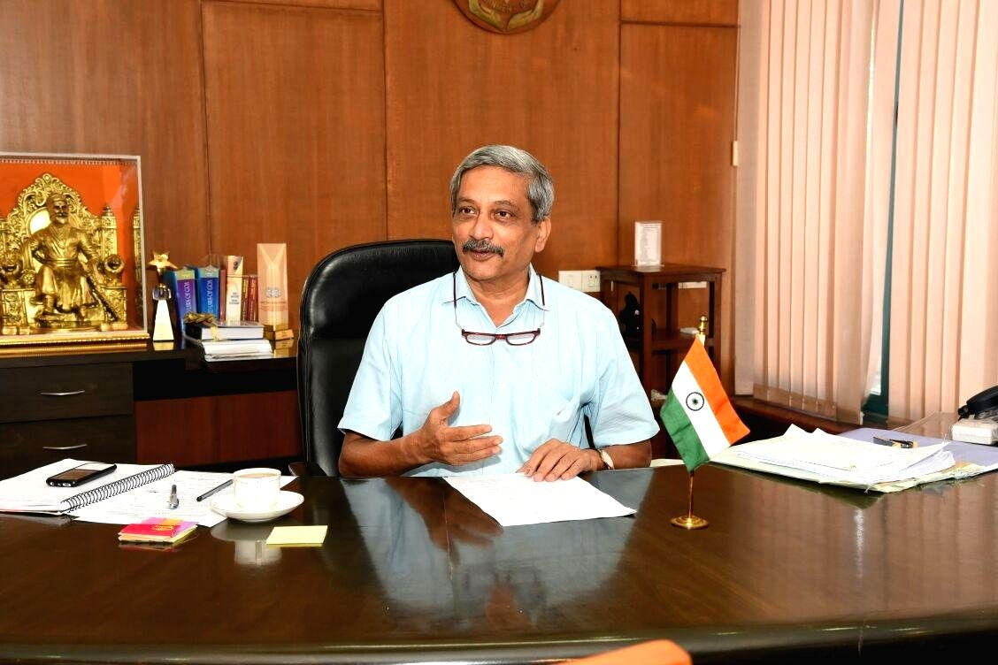 63-year-old Goa Chief Minister Manohar Parrikar died at his private residence near Panaji after a prolonged battle with pancreatic cancer on March 17, 2019. (File Photo: IANS)
