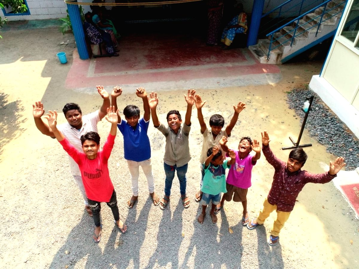 631 Andhra children rescued by police test Covid positive
