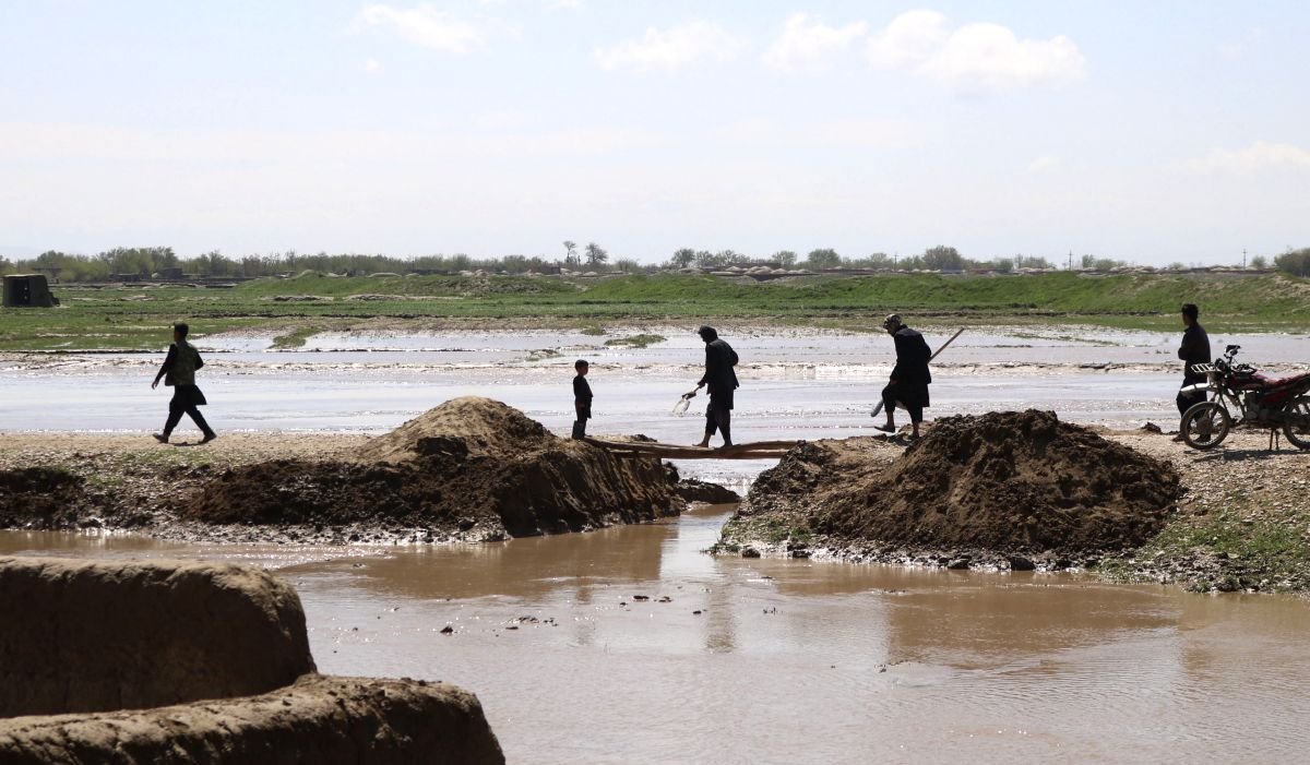 78 killed in Afghan flash floods