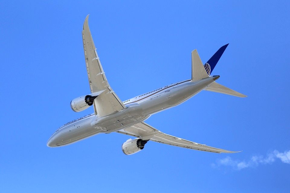 787 dreamliner. (Photos: IANS)
