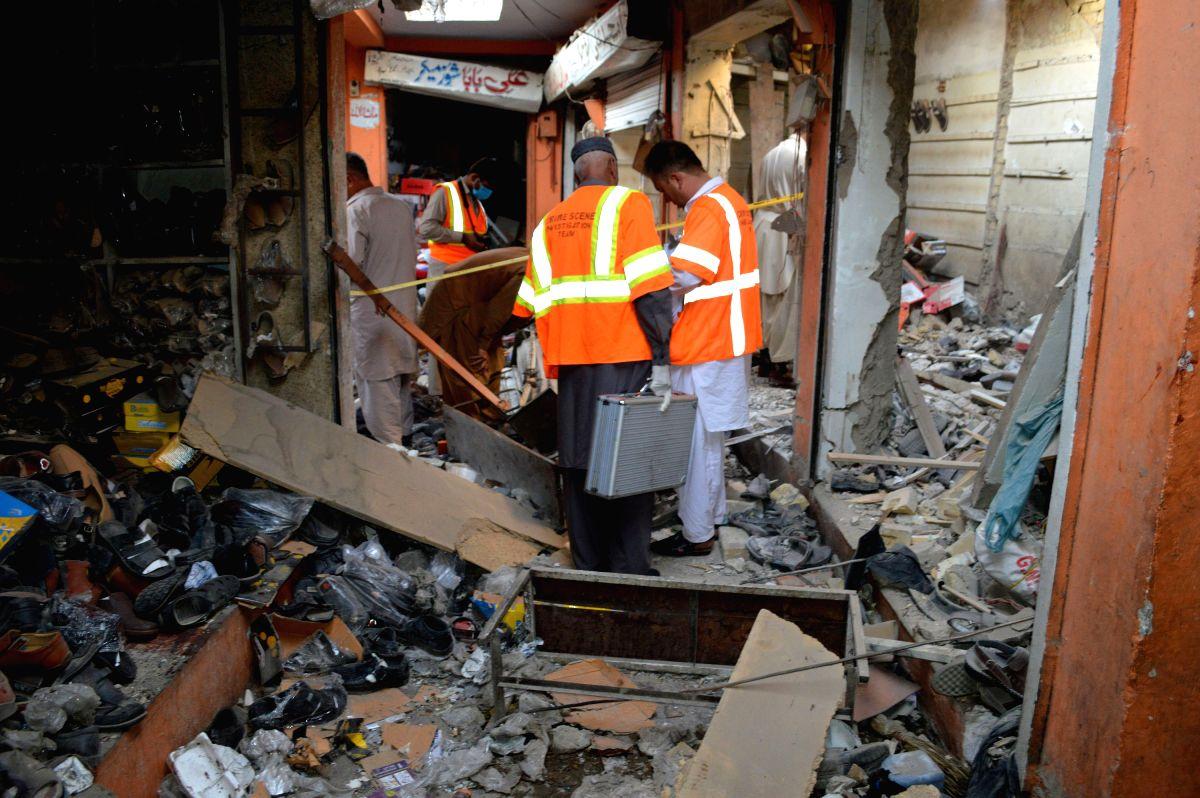 8 killed in Pak gas cylinder blast