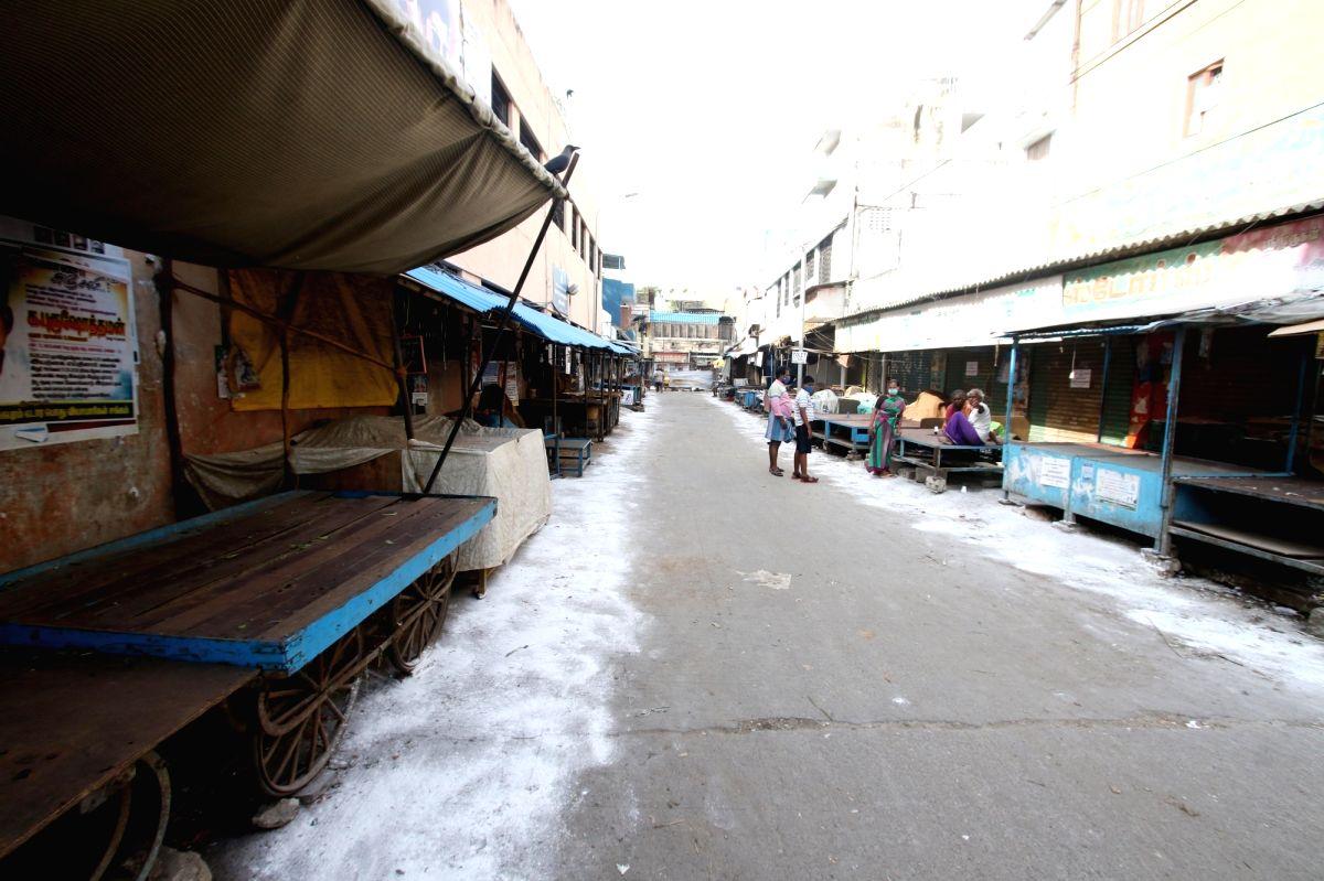 9 markets closed in Chennai till Aug 9 to check Covid spread