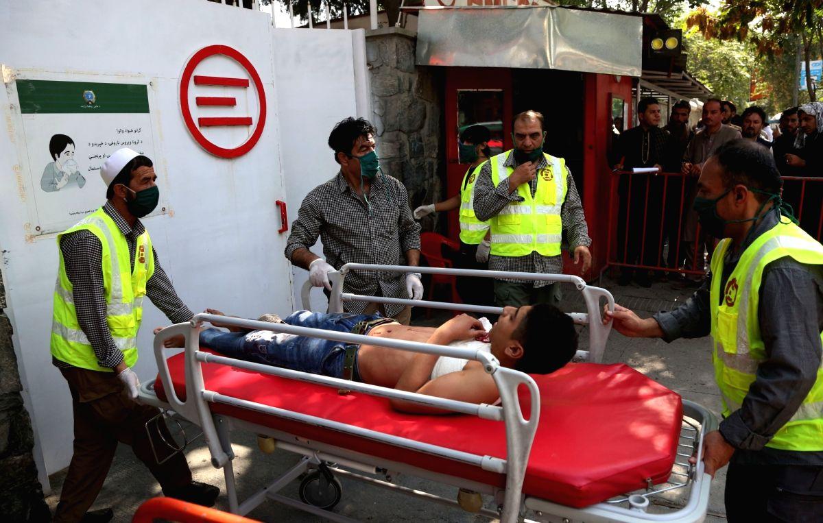 98 Afghan civilians killed in past 2 weeks: Govt
