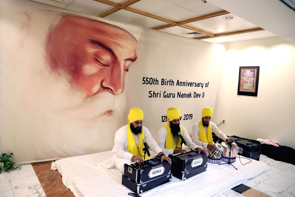 A film depicting the prominent teachings of Guru Nanak Dev, the founder of Sikhism, was shown at prominent locations in countries with a sizeable Sikh diaspora, including the US, UK and Canada, as part of celebrations to mark the 550th birth annivers