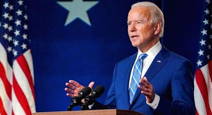 A literary portrait of Joe Biden to be published