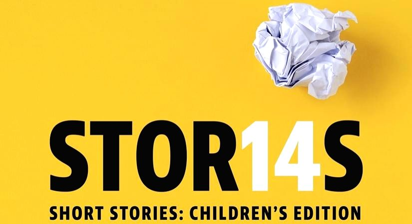 A new global podcast featuring children's short stories.