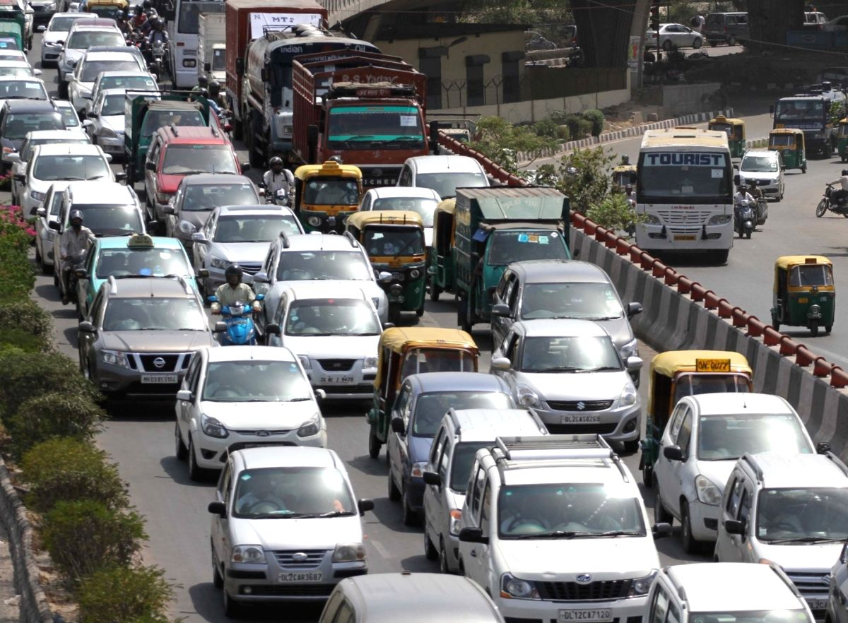 The city government is expected to exempt hybrid cars from the odd-even scheme which would come in force in mid-November