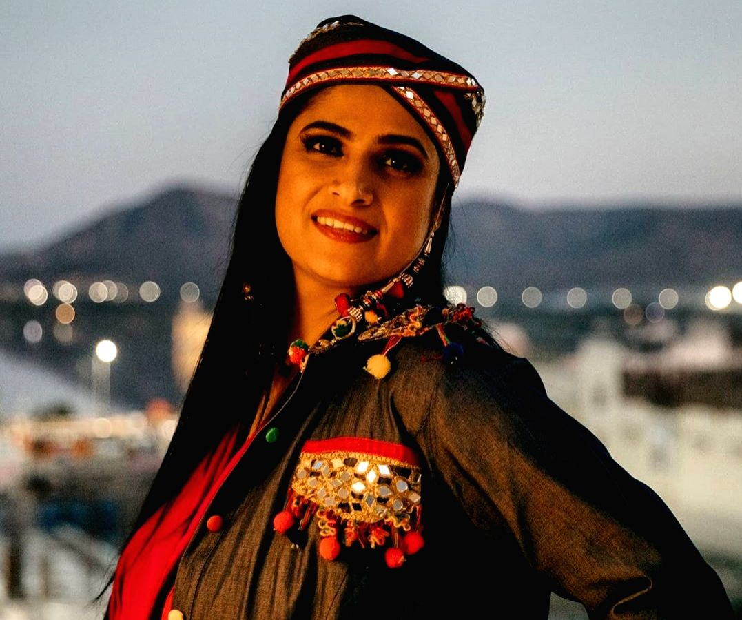 Aabha Hanjura releases a festive song centered on Kashmiri traditions.