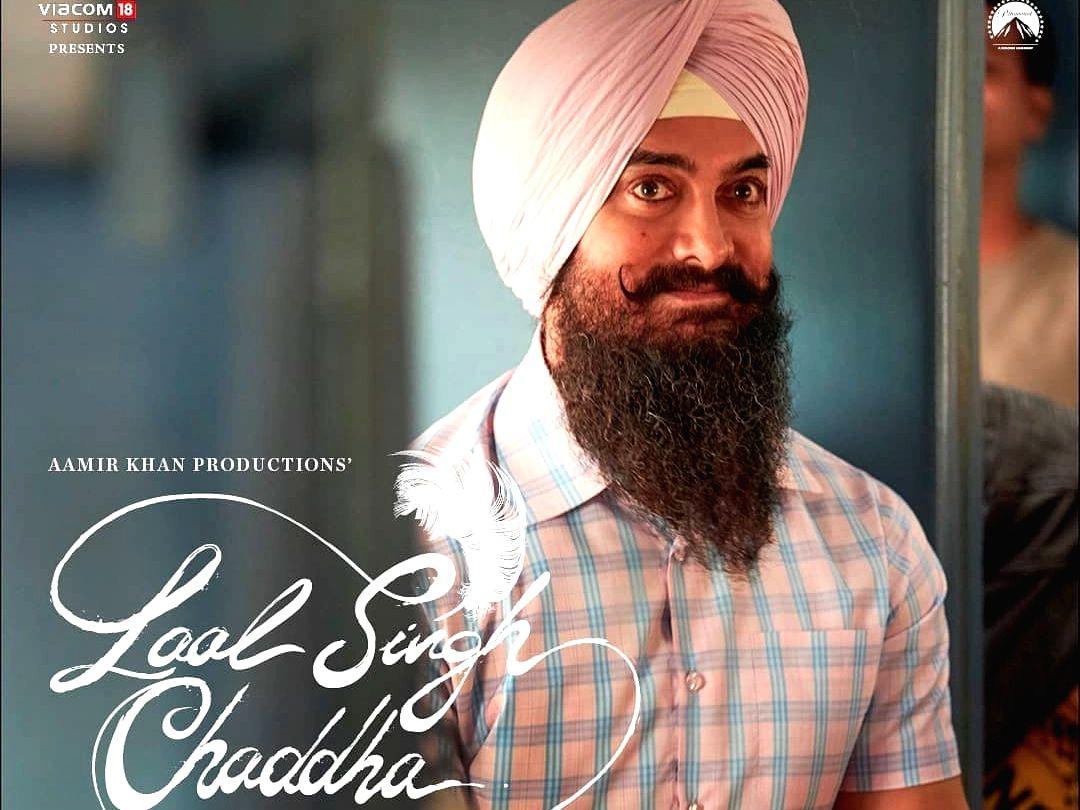 Aamir Khan's 'Laal Singh Chaddha' postponed to Christmas 2021.