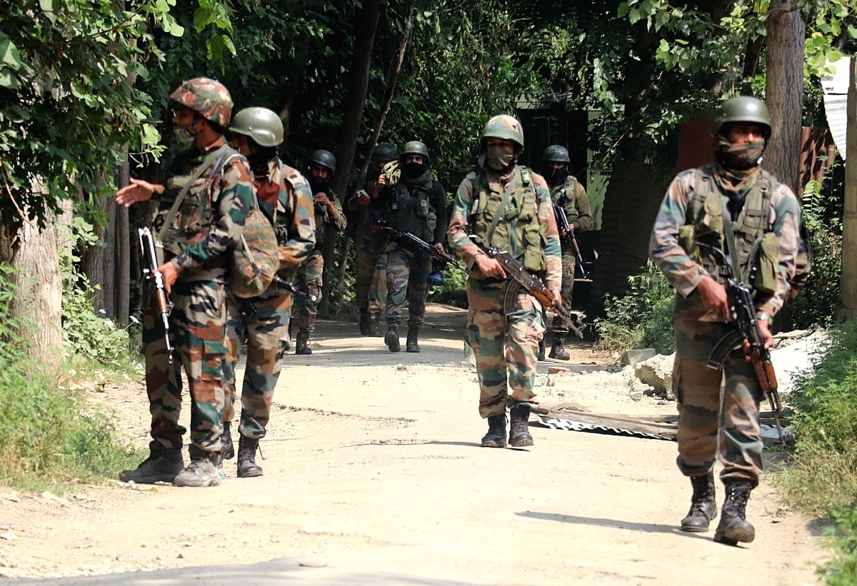Abducted soldier's clothes found in Kashmir orchard
