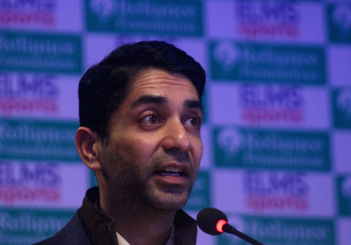 Abhinav Bindra.