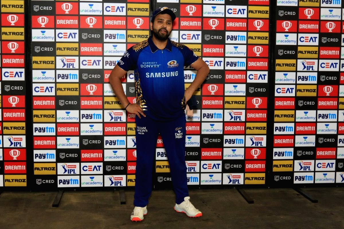 Absence of Malinga an opportunity for others to step up: Rohit