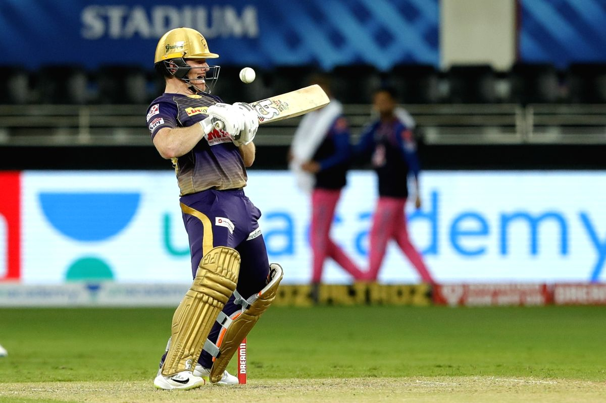 Abu Dhabi, Oct 16 (IANS) New Kolkata Knight Riders (KKR) captain Eoin Morgan started off his reign by winning the toss and choosing to bat against the Mumbai Indians (MI) on Friday at the Sheikh Zayed Stadium.