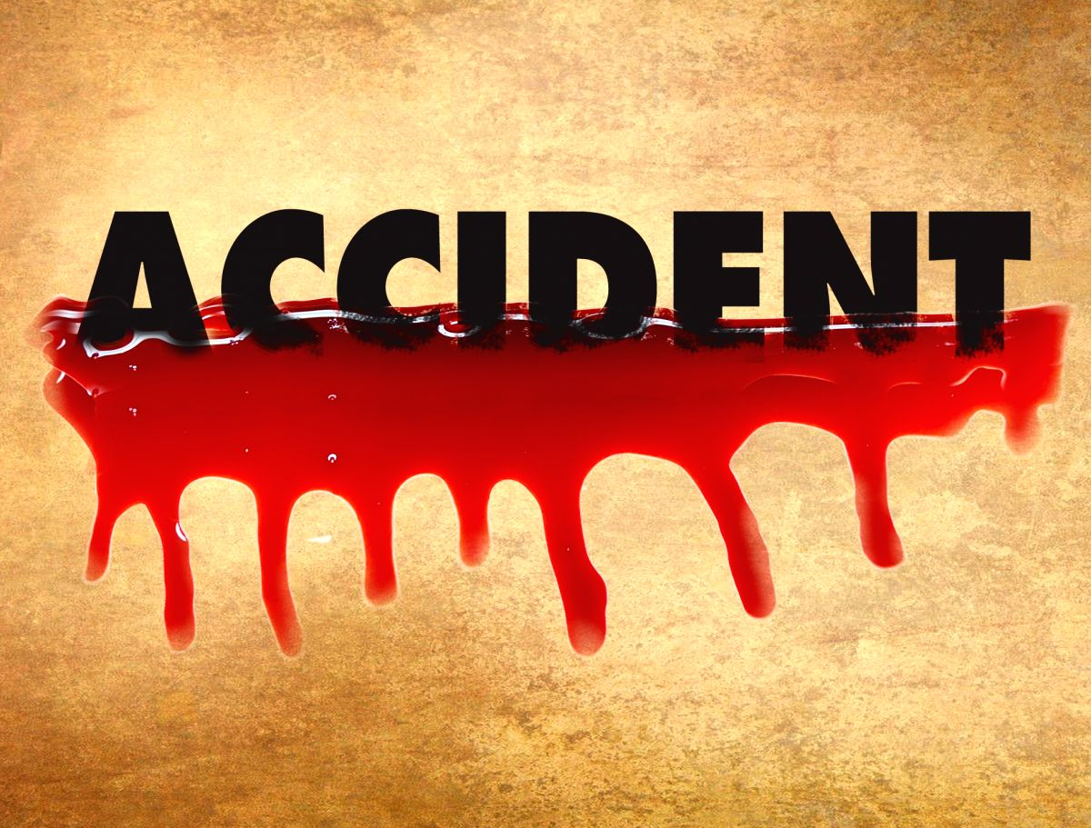 Accident. (IANS Infographics)