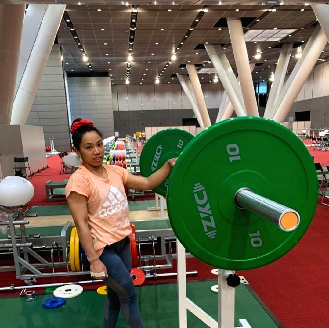 Accidental weightlifter to Olympic medallist, Mirabai Chanu's story