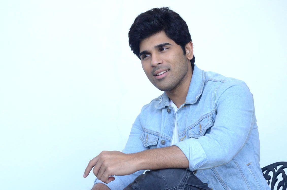 Actor Allu Sirish