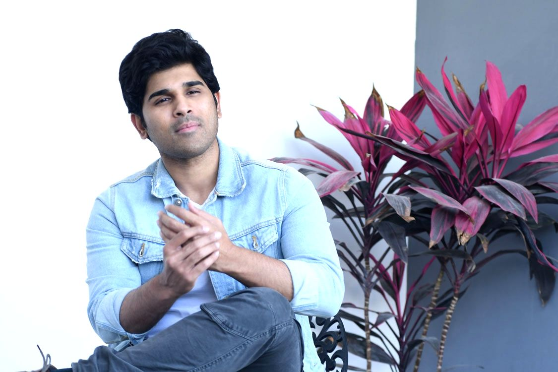 Actor Allu Sirish