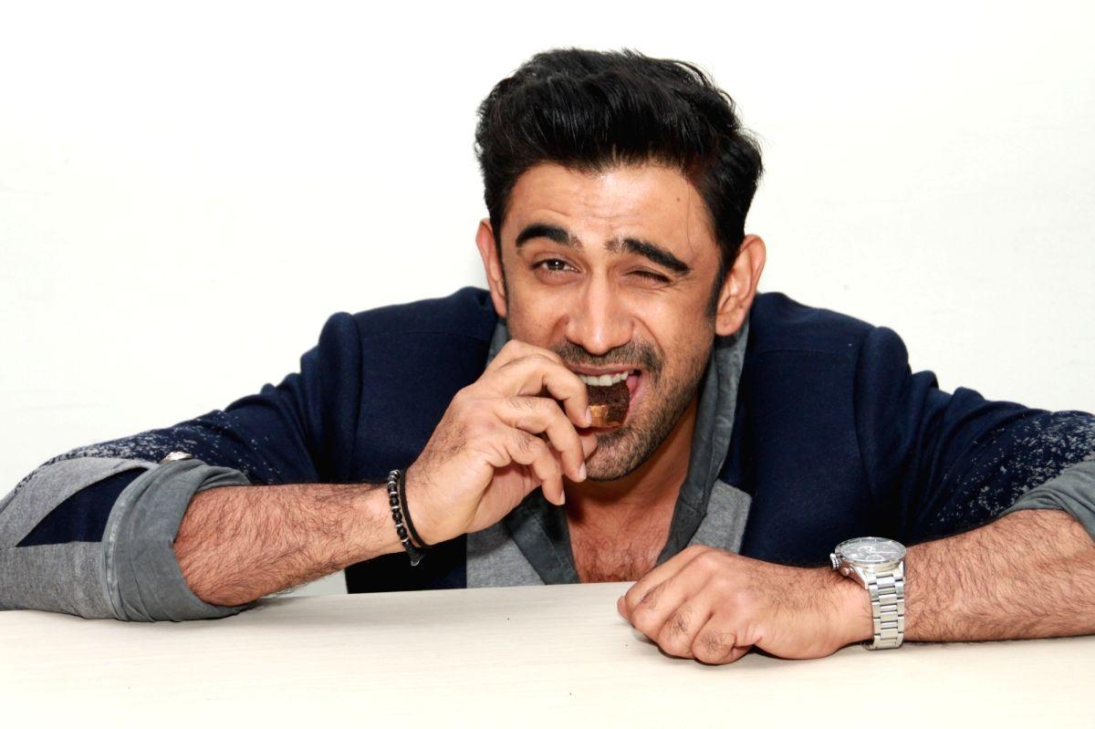 Actor Amit Sadh.