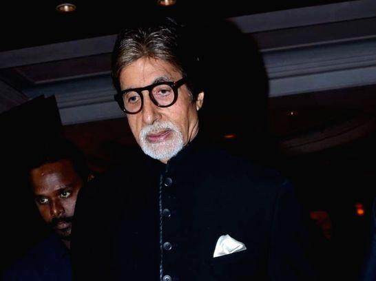 Actor Amitabh Bachchan (File Photo)