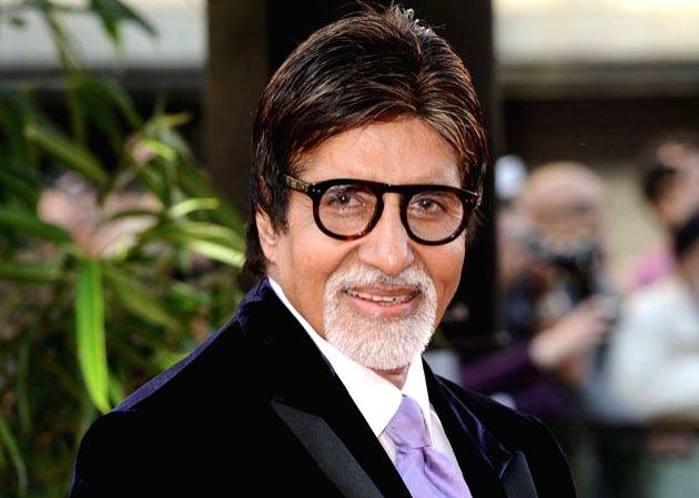 Actor Amitabh Bachchan. (Image Source: IANS)