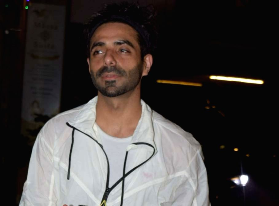 Actor Aparshakti Khurana