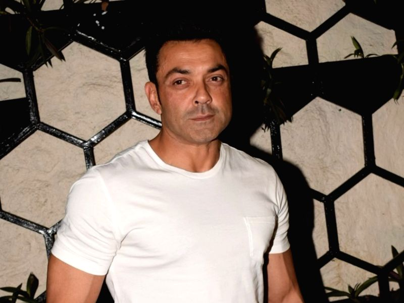 Actor Bobby Deol