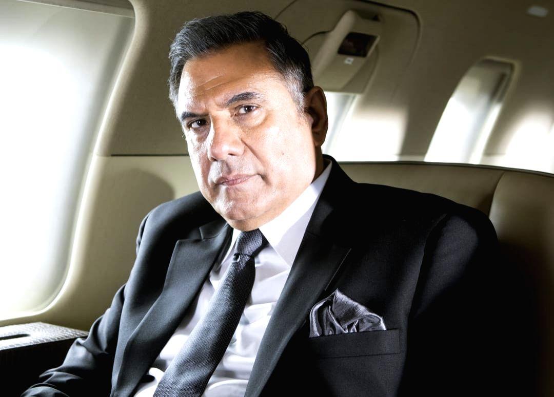Actor Boman Irani.