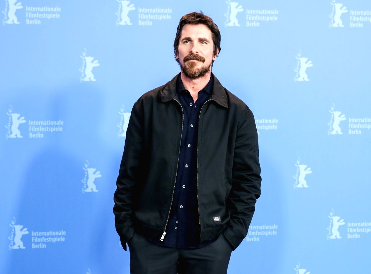 Actor Christian Bale. (File Photo: IANS)