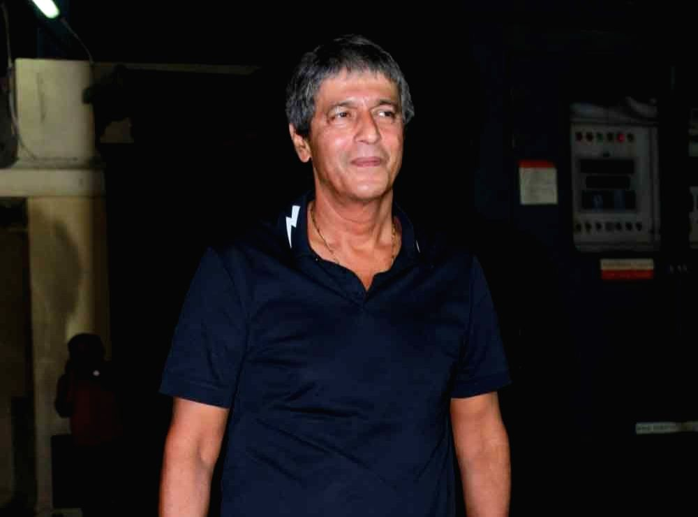 Actor Chunky Pandey