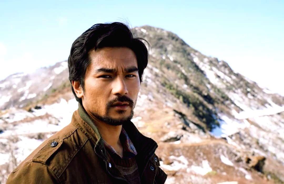 Actor-filmmaker Karma Takapa.(photo:Instagram)