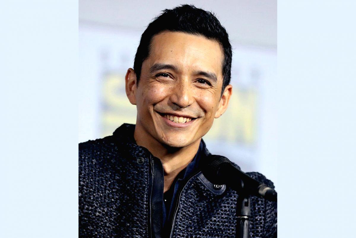 Actor Gabriel Luna.