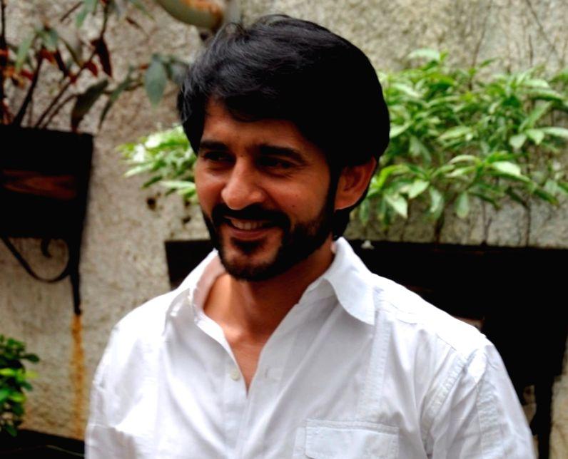 Actor Hiten Tejwani
