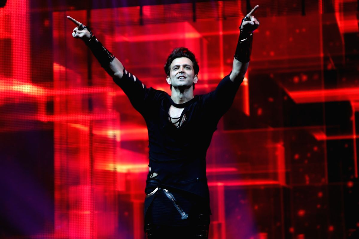King of Bollywood dance moves