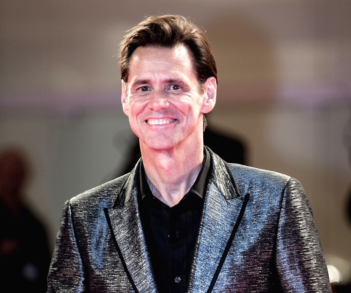 Actor Jim Carrey.