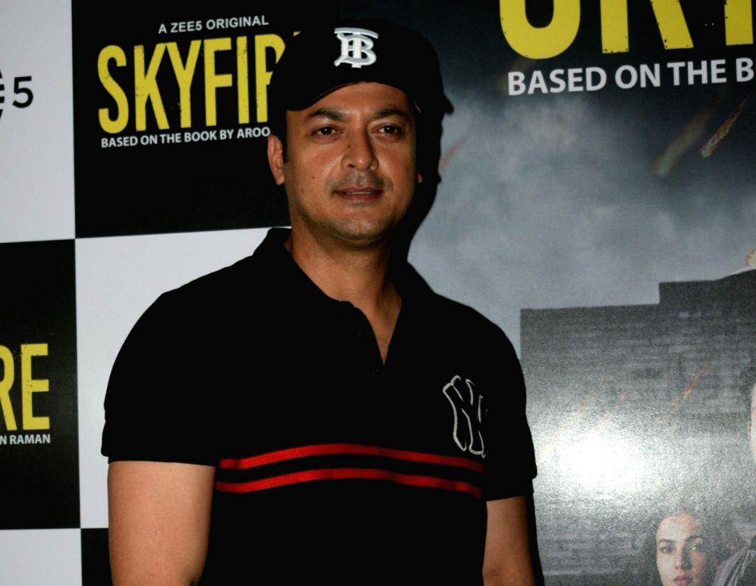 Actor Jisshu Sengupta