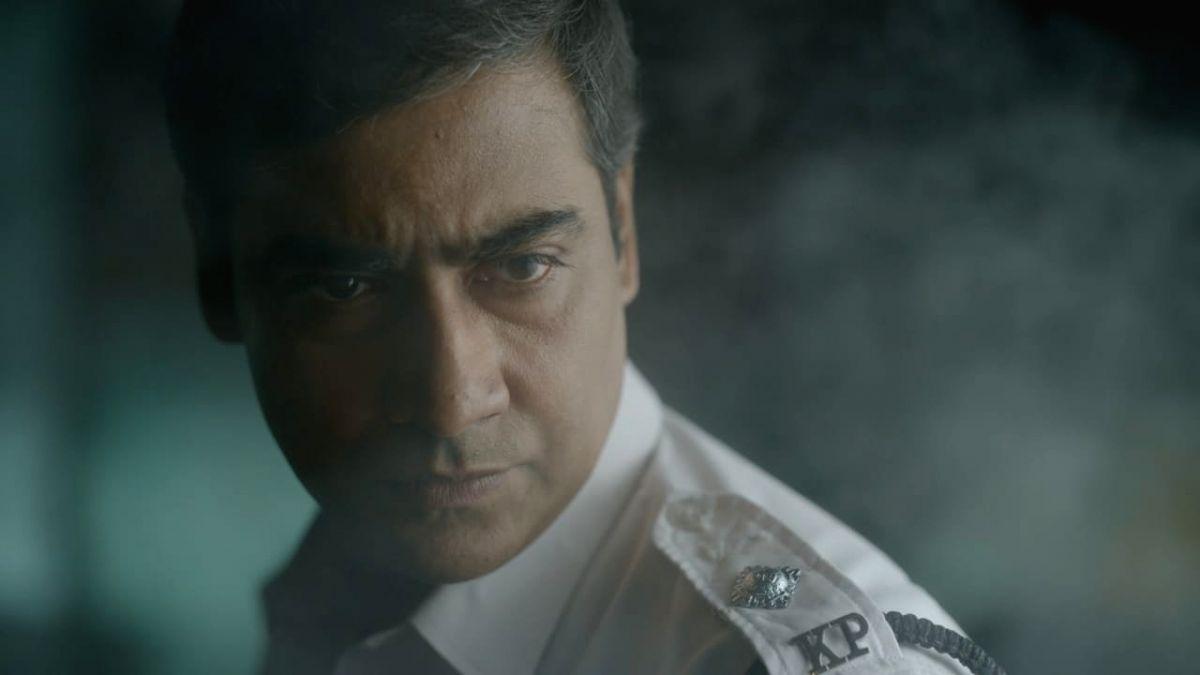 Actor Kaushik Sen.