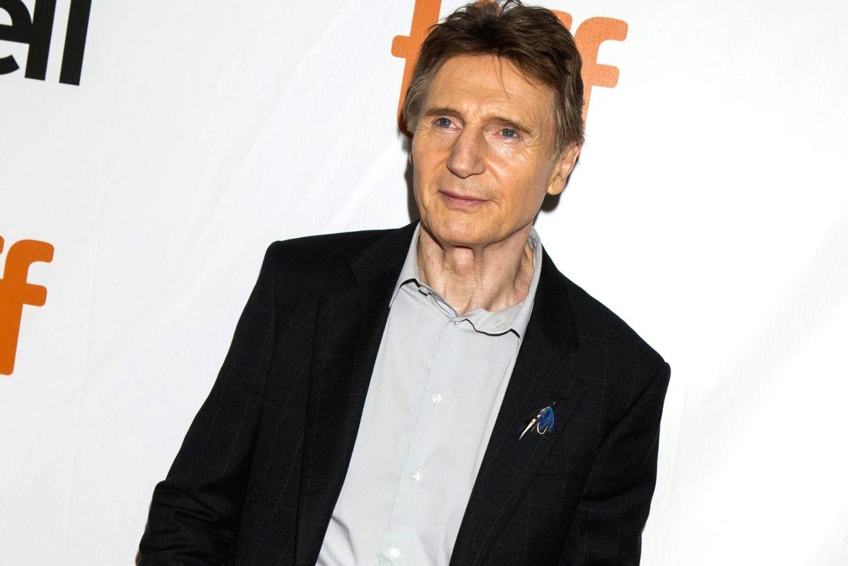 Actor Liam Neeson. (File Photo: IANS)