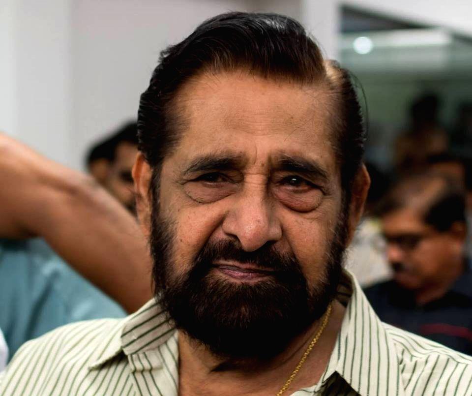 Actor Madhu.