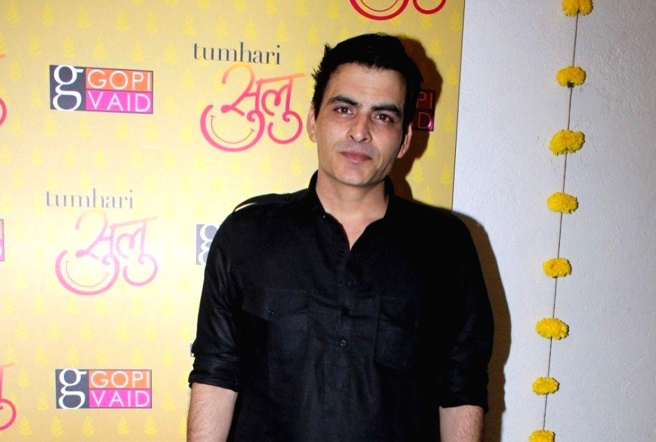 Actor Manav Kaul