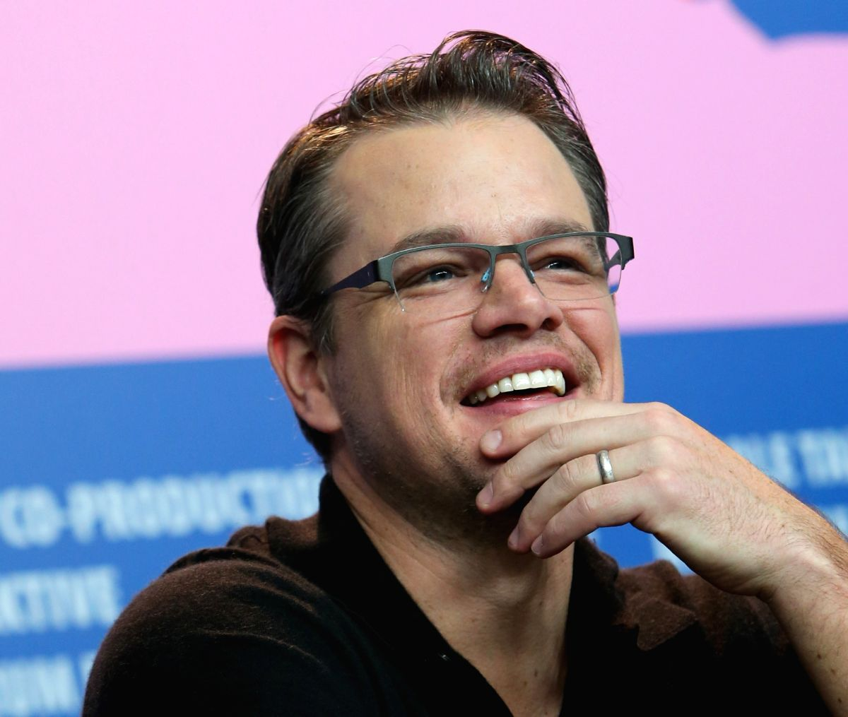 Actor Matt Damon. (File Photo: (Xinhua/Li Xin/IANS)